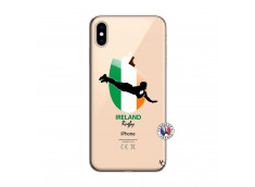 Coque iPhone XS MAX Coupe du Monde Rugby-Ireland