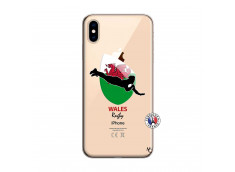 Coque iPhone XS MAX Coupe du Monde Rugby-Walles