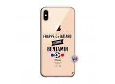 Coque iPhone XS MAX Frappe De Batard Comme Benjamin