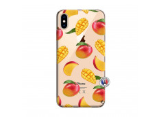 Coque iPhone XS MAX Mangue Religieuse