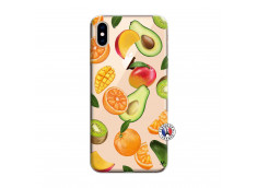 Coque iPhone XS MAX Salade de Fruits