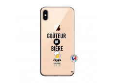 Coque iPhone XS MAX Gouteur De Biere