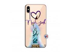 Coque iPhone XS MAX I Love New York