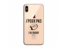 Coque iPhone XS MAX J Ai Rugby