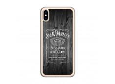 Coque iPhone XS MAX Old Jack Translu