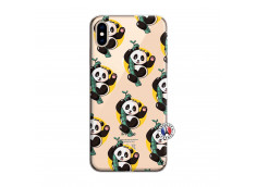 Coque iPhone XS MAX Pandi Panda