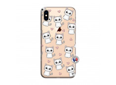 Coque iPhone XS MAX Petits Chats