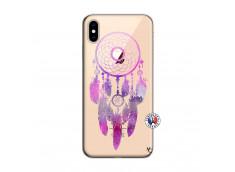 Coque iPhone XS MAX Purple Dreamcatcher