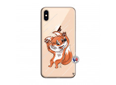 Coque iPhone XS MAX Fox Impact