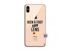 Coque iPhone XS MAX Rien A Foot Allez Lens