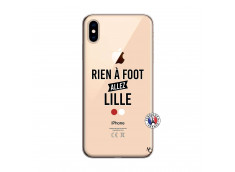 Coque iPhone XS MAX Rien A Foot Allez Lille