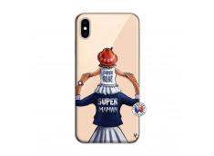 Coque iPhone XS MAX Super Maman Et Super Bébé