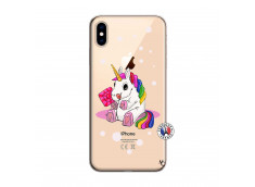 Coque iPhone XS MAX Sweet Baby Licorne