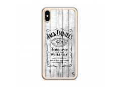Coque iPhone XS MAX White Old Jack Translu