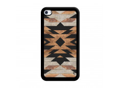 Coque iPod Touch 4 Aztec Noir