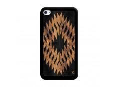Coque iPod Touch 4 Aztec One Motiv Noir