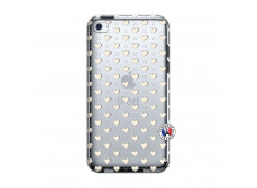 Coque iPod Touch 4 Little Hearts