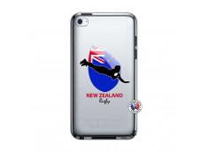 Coque iPod Touch 4 Coupe du Monde Rugby- Nouvelle Zélande