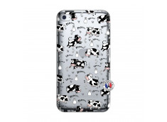 Coque iPod Touch 4 Cow Pattern