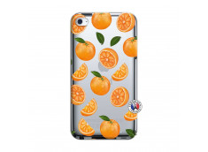 Coque iPod Touch 4 Orange Gina
