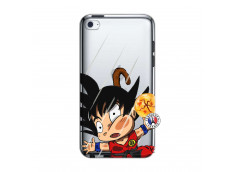 Coque iPod Touch 4 Goku Impact