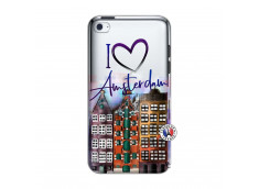 Coque iPod Touch 4 I Love Amsterdam