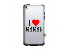 Coque iPod Touch 4 I Love Maman
