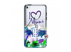 Coque iPod Touch 4 I Love Miami