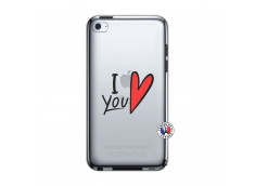 Coque iPod Touch 4 I Love You