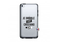 Coque iPod Touch 4 Je Dribble Comme Cristiano