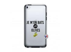 Coque iPod Touch 4 Je M En Bas Les Olives