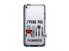 Coque iPod Touch 4 Je Peux Pas J Ai Barbecue