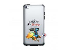 Coque iPod Touch 4 Je Peux Pas J Ai Bricolage