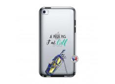 Coque iPod Touch 4 Je Peux Pas J Ai Golf