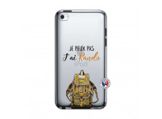 Coque iPod Touch 4 Je Peux Pas J Ai Rando