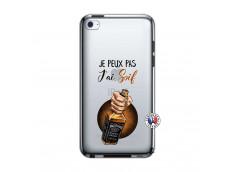 Coque iPod Touch 4 Je Peux Pas J Ai Soif