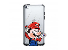 Coque iPod Touch 4 Mario Impact