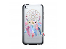 Coque iPod Touch 4 Multicolor Watercolor Floral Dreamcatcher