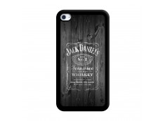 Coque iPod Touch 4 Old Jack Noir