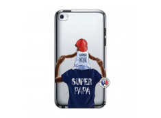 Coque iPod Touch 4 Papa Super Heros