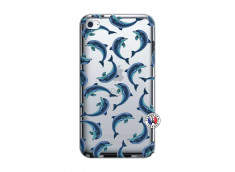 Coque iPod Touch 4 Dolphins
