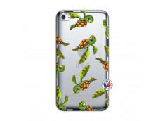 Coque iPod Touch 4 Tortue Géniale
