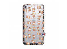Coque iPod Touch 4 Petits Renards