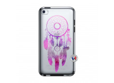 Coque iPod Touch 4 Purple Dreamcatcher