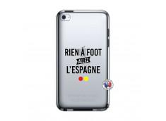 Coque iPod Touch 4 Rien A Foot Allez L'Espagne