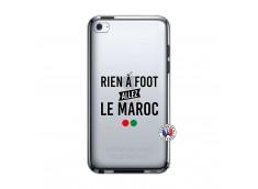 Coque iPod Touch 4 Rien A Foot Allez Le Maroc