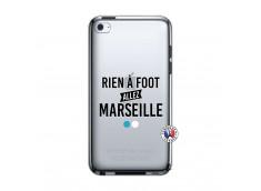 Coque iPod Touch 4 Rien A Foot Allez Marseille