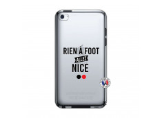 Coque iPod Touch 4 Rien A Foot Allez Nice