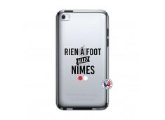 Coque iPod Touch 4 Rien A Foot Allez Nimes