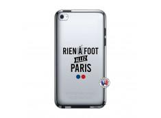 Coque iPod Touch 4 Rien A Foot Allez Paris
